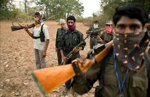 Chhattisgarh: Six Maoists including 4 women surrender in Dantewada